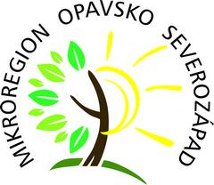 Logo Mikroregionu Opavsko severozápad